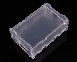 Plastic Transparent PMMA Shell Case Acrylic Cover for BeagleBone Black
