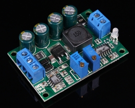 3A DC UPS Power Module Battery Charging Module For Lithium Battery Lead Acid Battery