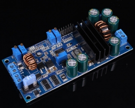 DC UPS Power Supply Module Overcurrent Short Circuit Protection 10-28V for Indutrial Backup Power