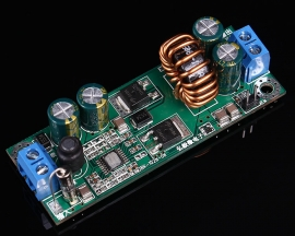 DC-DC Step-Down Buck Module Input Undervoltage Short Circuit Overheat Protection DC 10-28V To 12V
