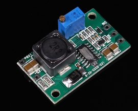 DC-DC LED Constant Current Driver Module 4.5-55V 0-1.5A Adjustable For LED Lamps Flashlight