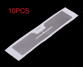 10pcs RFID Radio Frequency Identification Electronic Tag Label