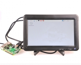 "Pi Kit Game Kit 10.1"" TFT LCD 1280x800 HDMI Controll with Raspberry Pi"