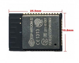 ESP-WROOM-32 WiFi+Bluetooth Module Dual-Core CPU ESP32 ESP32S Wireless Module