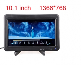 10.1 Inch Touch Screen Display 768x1366 For Raspberry Pi 3/2/B+/A+