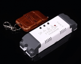 7-32V 2-Channel Wifi Relay Control Module + 433MHz Remote Control Inching Self-Lock Interlock
