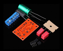Audio Frequency Divider DIY Kits Crossover Filters Adjustable Loudspeaker Bass Speaker Tweeter Woofer Module for Automobile Car