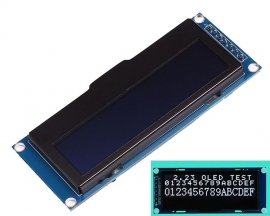 "2.23"" 2.23in White OLED Screen Display Module SPI IIC Interface 3-5.5V for Arduino STM32"