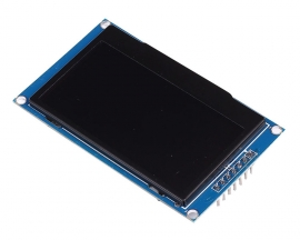"Green 2.42"" 2.42in OLED Display Module SSD1309 128x64 SPI Serial Port for Arduino C51 STM32"