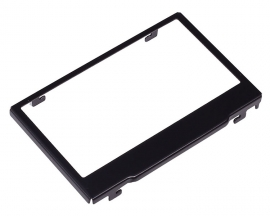 "Iron Mounting Frame for 2.42"" OLED Display Module"