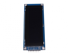"Blue 3.12"" 3.12in OLED Display Module SPI Interface 256x64 SSD1322 for Arduino/STM32/51"
