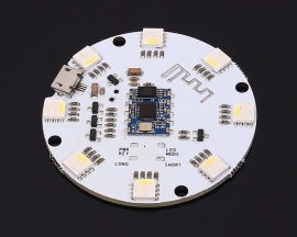 DC 3.6-5V LED Light Control Module Bluetooth 4.0 BLE RGB Light Lamp Control Board Module for iOS/Android 4.2 Smart Home