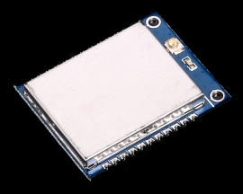 2.4GHz Wireless Audio Transmit Receive Transceiver Self-Adaptive Hopping Module 4.5-6V