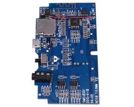 Bluetooth Audio Receiver Module Decode Board Module for FM/AUX/TF Card/MP3