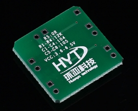 HT6872 2x3W Differential Power Amplifier Board Digital Class D Audio Power Amplifier Module 3.6-6.5V