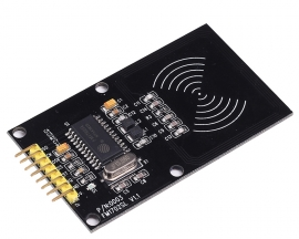 FM1702SL RFID Reader Writer Module RF Sensor SPI Interface 3-5V for RC500/RC530/RC531/RC632