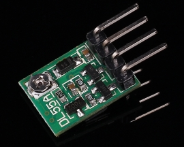 DL55A Delay Off Module Low Power Consumption 0.5-7s 5-16V