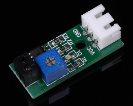 IR Infrared Obstacle Avoidance Sensor Module ITR20001/T Transceiver Module 3.0-5.3V for Arduino