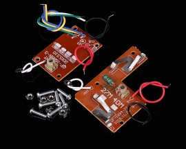 40Hz 4-Channel Wireless Transmitter + Receiver Module Transceiver for DIY Remote Control Cars