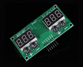 Digital Square Wave Pulse Signal Generator Adjustable PWM Frequency PWM Module Stepping Motor Driver Board 6Hz-100KHz