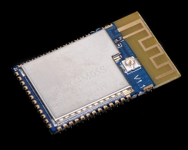 2.4GHz CC2640 Wireless Bluetooth Module BLE 4.2 I/O Port DC 1.8-3.8V 4.5uA 5dBm 500m