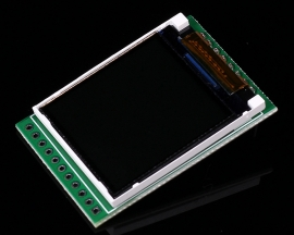 "3.3V 1.44"" 1.44 Inch TFT Color LCD ST7735 Driver for STM32 MCU Replace 5110 LCD"