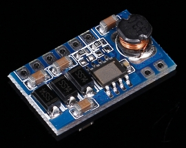 DC to DC Boost Converter Module Step Up Converter Power Supply Module Voltage Regulator DC 3.2V-10V to +/-12V Output