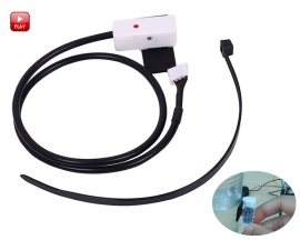 Contactless Liquid Level Sensor Non Contact IP65 Waterproof NPN Output Detector DC 5-24V 5mA 500ms