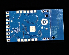2.4G EMW3080 Intelligent IOT Wireless Wifi Module Serial Port Module ARM M4 Kernel DC 3.0-3.6V 100m