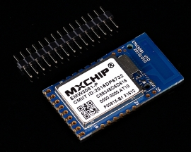 2.4GHz EMW3081 MCU Wifi to Serial Port Module Transparent Transmission ARM M3 Kernel 19mA