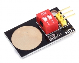 Digital Capacitive Touch Sensor Module Touch Induction Jogging Self Locking Switch High Low Level Output for Smart Home