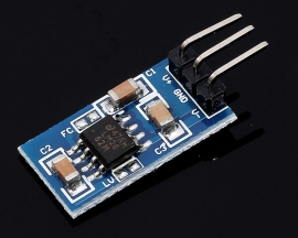 LM2662 Switching Voltage Regulator Positive to Negative Voltage Converter Board Module 1.5-5.5V