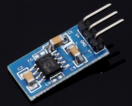 LM7660 Negative Voltage Converter Module Positive to Negative Conversion Module 1.5-10V