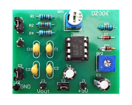 LM386 Oscillation Circuit DIY Kit Electronic Practice Kit Learning Suite