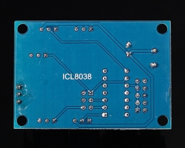 ICL8038 Signal Generator Medium/Low Frequency Module 10Hz-450KHz Triangular/Rectangular/Sine Wave