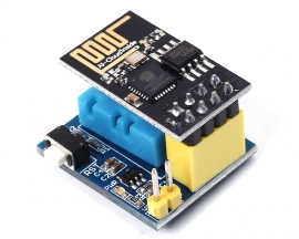 ESP8266 Wireless Module DHT11 Temperature Humidity Module Wireless WiFi Module Kit ESP-01/ESP-01S for IOT Smart Home