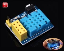 Temperature Module - Arduino, Robotics, Raspberry Pi, ESP8266