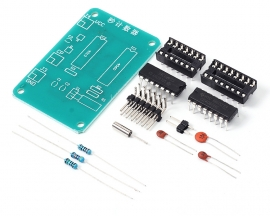 Second Counter Counting DIY Kit Signal Generation Circuit Teaching Suite Learning Kits