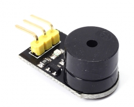 Active Buzzer Module DC 3-5V Alarm Module Low Level Trigger for Arduino