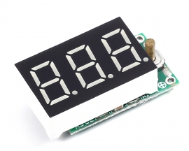 Digital Voltmeter Battery Tester for 2S 7.4V Lithium Battery or 6S Nickel Hydrogen Battery