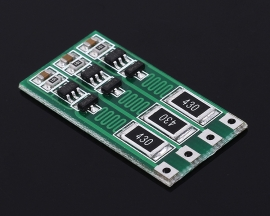 Lithium Battery Balancing Board Module for Charger 3pcs Lithium Battery 12.6V