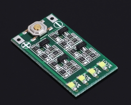 Battery Capacity Indicator Module for 3pcs Lithium Battery 12V