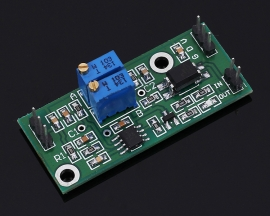 LM2903 Window Voltage Comparator Module DC 3V-28V Optical Coupling Isolation Control Module