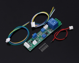 LED Indicator State Acquisition Control Board Differential Sampling Control Module