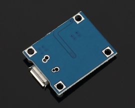 10PCS TP4056 1A Li-ion Lithium Battery Charging Module Charging Board Charger with Micro USB
