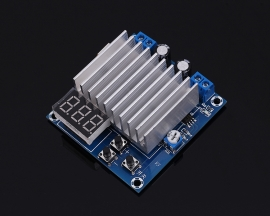 XH-M188 DC-DC Digital Voltage Regulator Module Boost Converter Step Up Power Supply Module 5V-24V to 24V