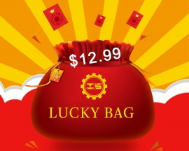 ICStation Black Friday & Cyber Monday $12.99 Surprising Lucky Bag