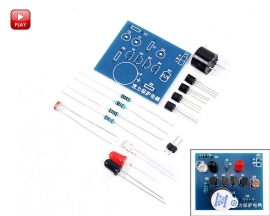 DIY Kit Eyesight Protection Circuit Reminder Kit Electronic Production DIY Module