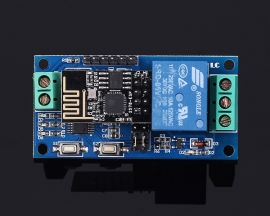 5V ESP8266 2Bit WIFI Relay Module IOT Intelligent Home Mobile APP Remote Control Switch for Smart Home