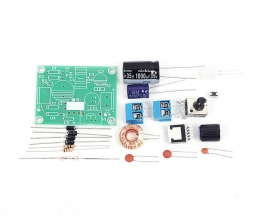 DIY LM2596 Adjustable Voltage Regulator Switching Power Supply Module Kits Step Down Converter Power Supply DIY Kits